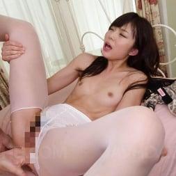 Megumi Shino in 'Jav HD' is fucked through stockings (Thumbnail 3)